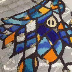 龍村周 – 織物の美術作品の作家