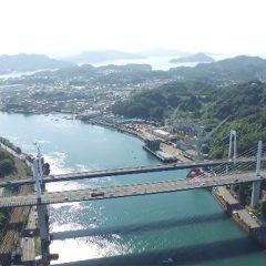 写真家村上宏治、ブログ. しまなみ海道の橋を、